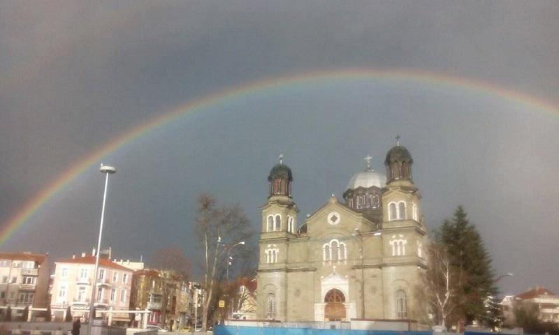 Снимана от Стефка Бакърджиева