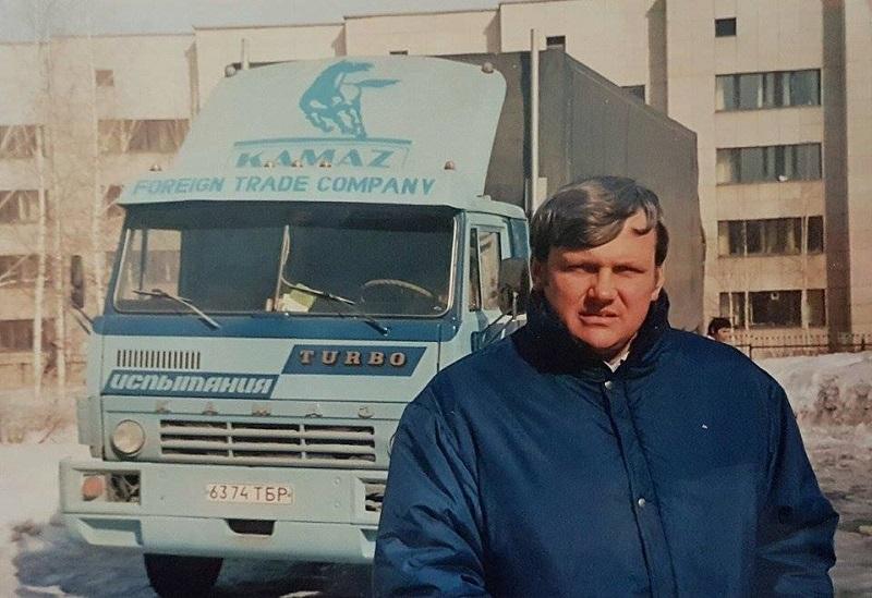 Владимир Шорин, основател на фирмата