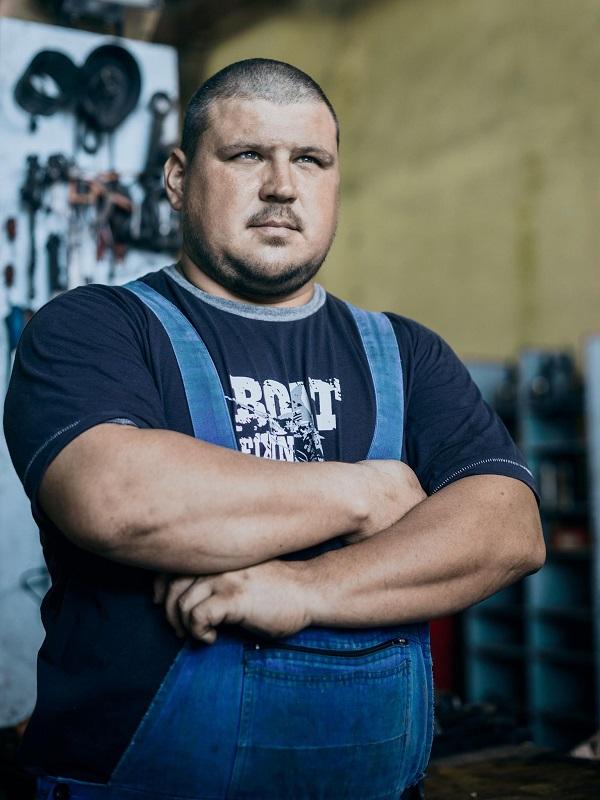 Сергей Шорин