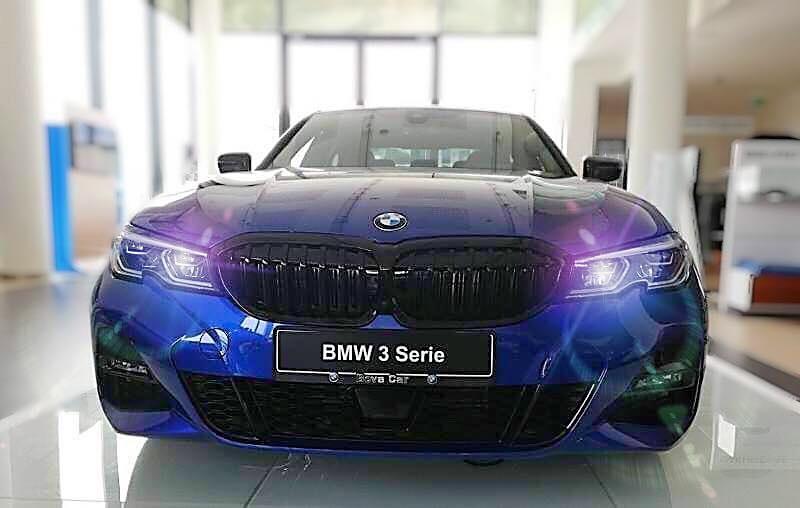 BMW G20 впечатлява с визия