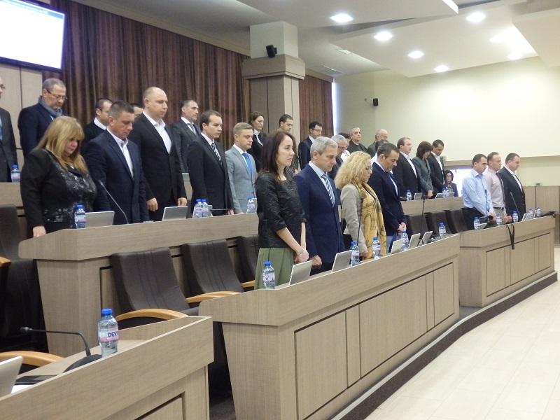 ГЕРБ – Бургас: Общинският съвет на Бургас има председател и това е Костантин Луков