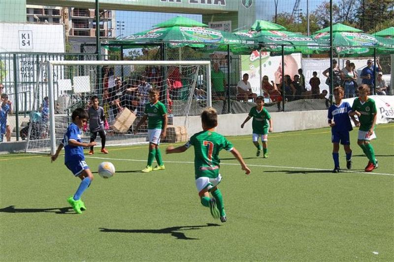 Куп награди на турнир от програмата Децата и футболът в Бургас