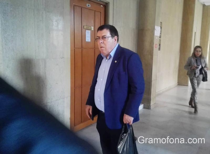 Съдът не върна делото срещу Бенчев на прокуратурата, потвърди 50-те хил. лв. гаранция за бизнесмена