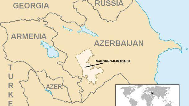 Отново напрежение в Нагорни Карабах