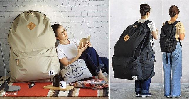 Новият тренд на 2019: Да помъкнеш целия си гардероб на гръб