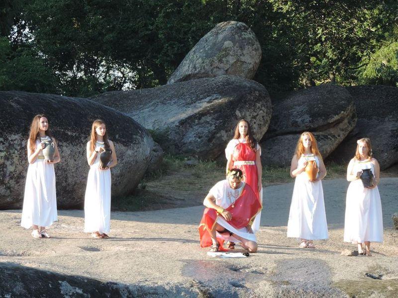 Показват древните ритуали на Бегликташ последно за сезона