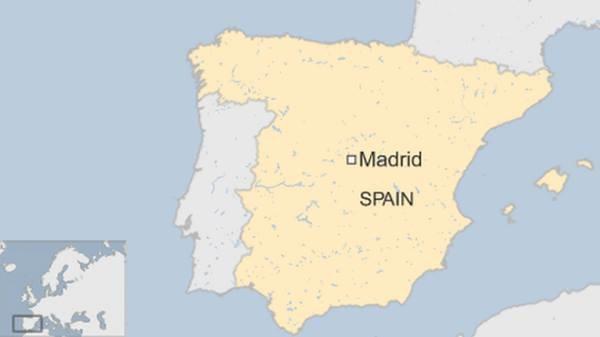 Тройно убийство в Мадрид