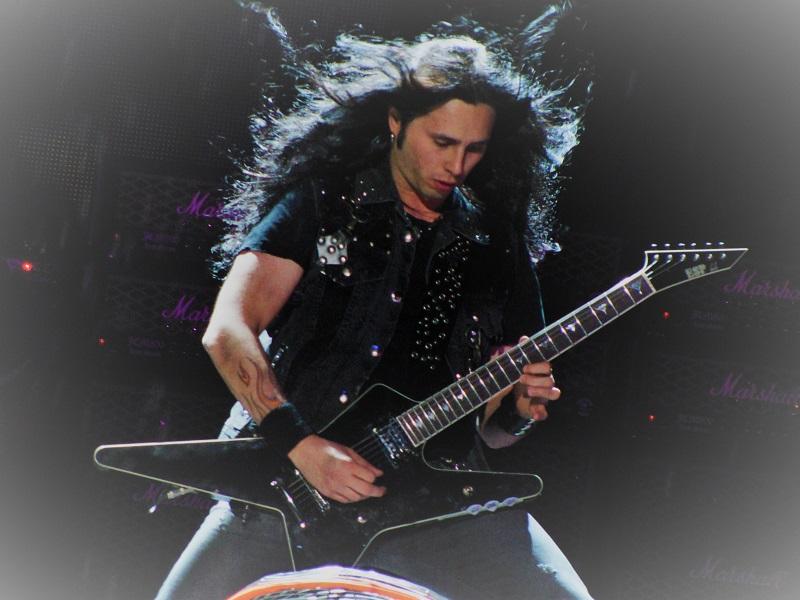 Гръцкият китарист Гас Джи на Burgas Jam