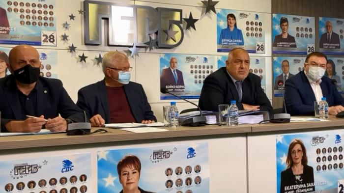 Борисов: ДПС и Да, България направиха летния преврат в Росенец