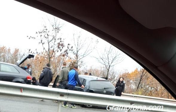 Катастрофа на пътя Атия – Бургас, шофирайте внимателно