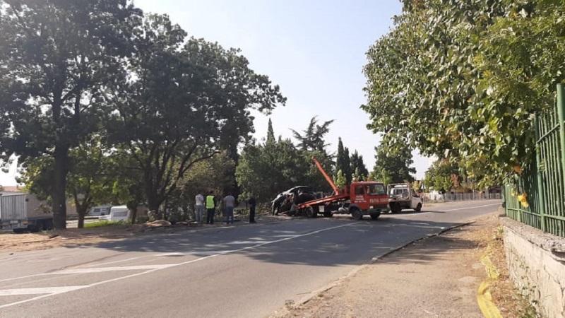 Айтозлии блокират пътя, където загинаха Нури и децата му