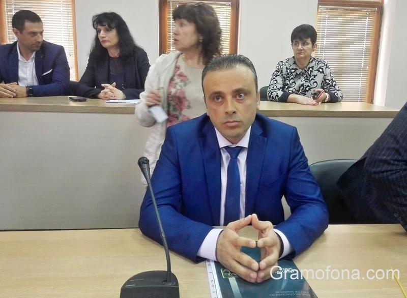 Георги Пинелов е новият председател на Общинския съвет в Созопол