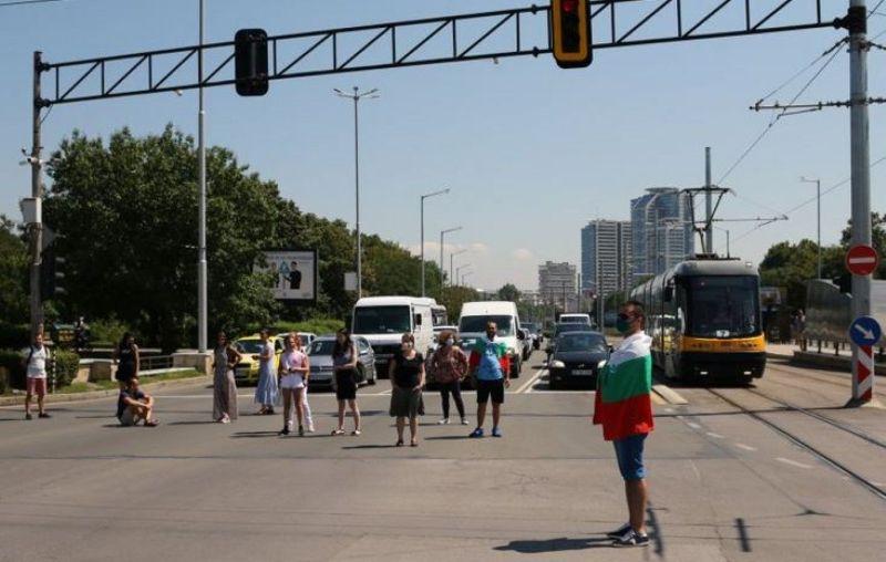 Транспортен хаос в цяла София