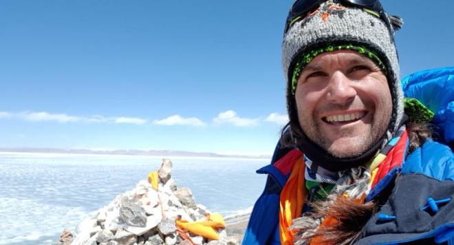 Хималайските приключения на алпиниста Атанас Скатов