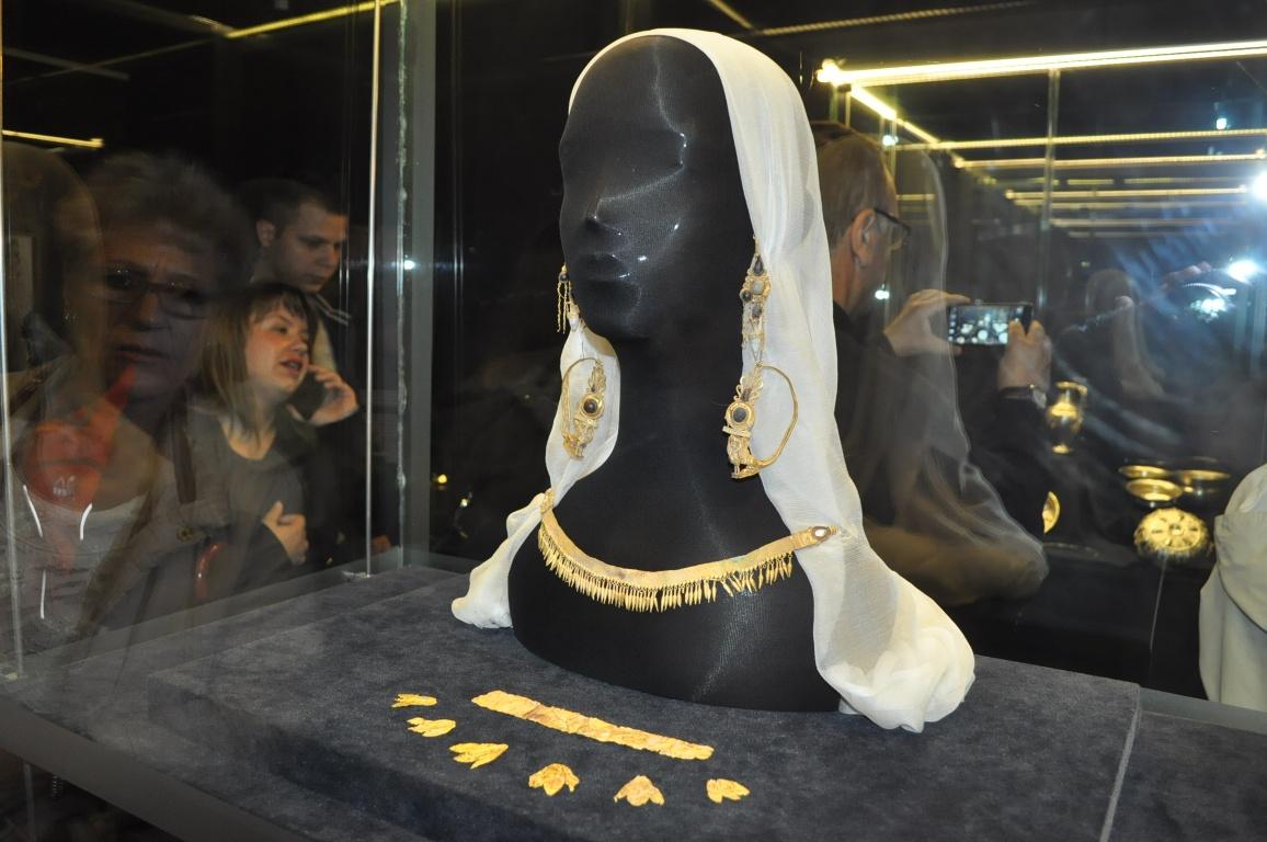 Показаха в Бургас две от най- впечатляващите съкровища от нашата история