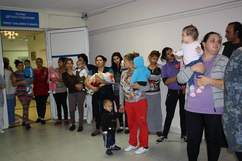 Пролетта донесе много астми и тежки пневмонии в Бургас