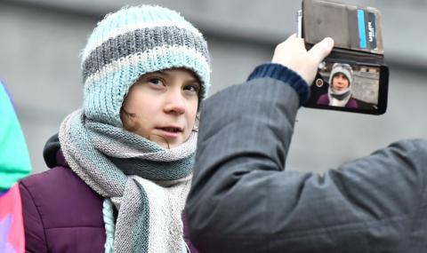 Грета Тунберг се закани на световните лидери