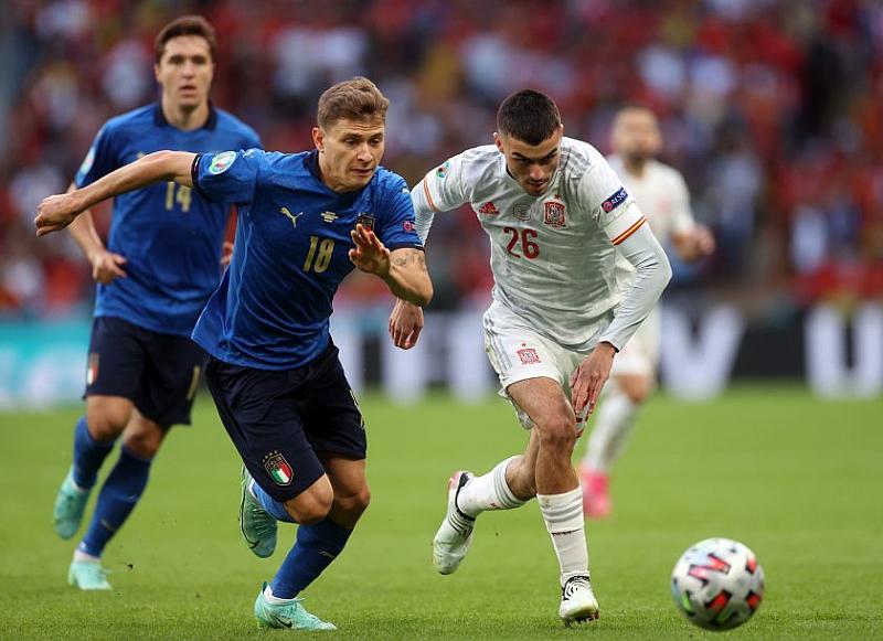 Италия - първи финалист на Евро 2020