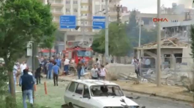 Нов взрив в Турция