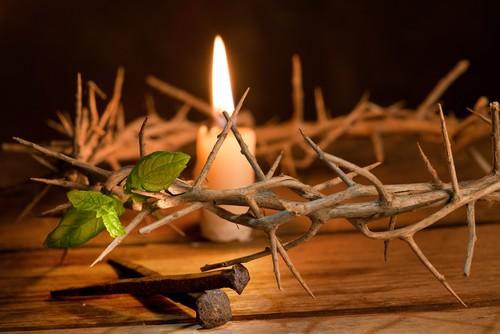 Днес Християните плачат за разпнатия Христос