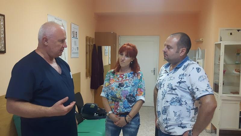 Съдови хирурзи от УМБАЛ Бургас оперираха цяла нощ и спасиха живота на 11-годишно дете