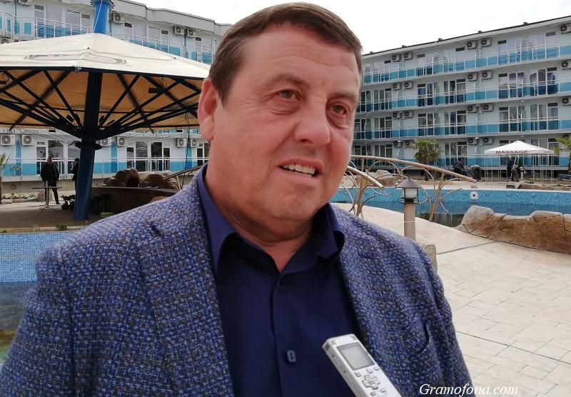 Венелин Ташев: Туристите искат инфраструктура и сигурност. Ние ги нямаме