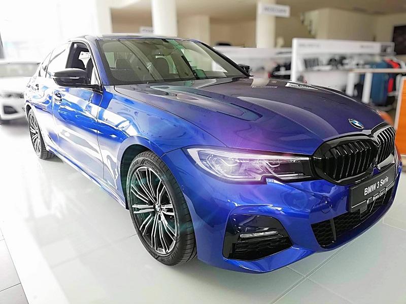Бижуто G20 и седем поколения от легендарната Серия 3 на BMW на едно място в Бургас