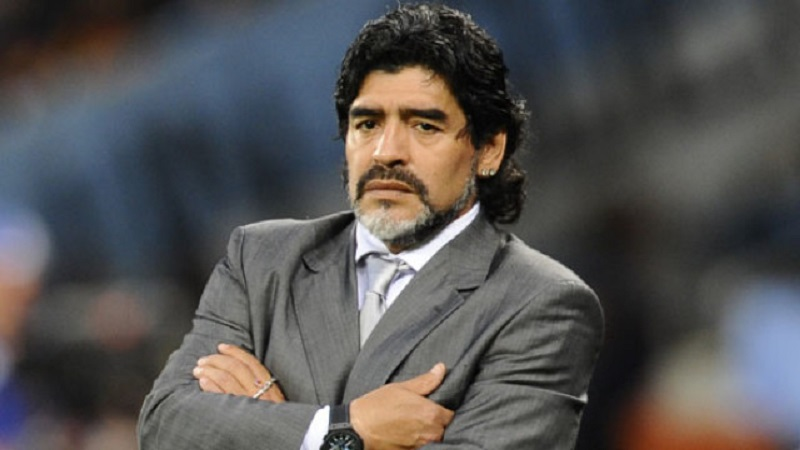 Марадона иска да бъде треньор на Аржентина