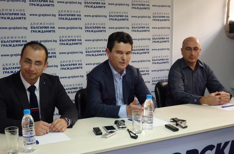 Зеленогорски с висока оценка за хората на Кунева в Бургас