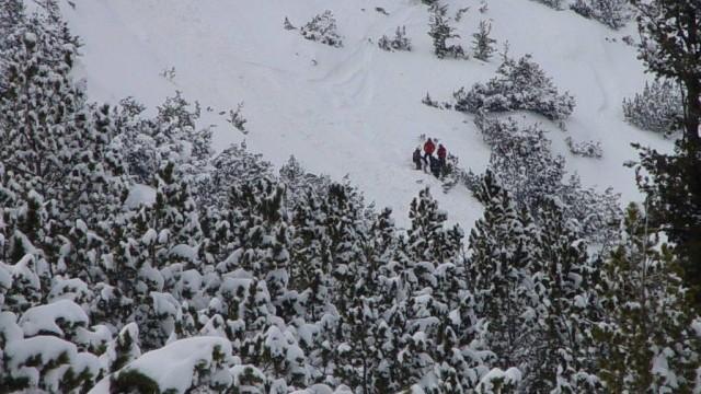 Трагедия в Банско: Лавина уби двама сноубордисти