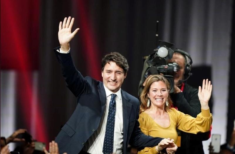 Джъстин Трюдо спечели парламентарните избори в Канада