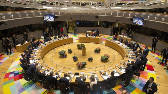 Брекзит отново е основна тема на Евросъвета