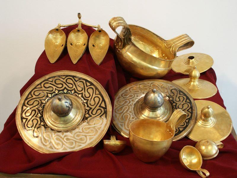 За първи път Бургас посреща Вълчитрънското златно съкровище
