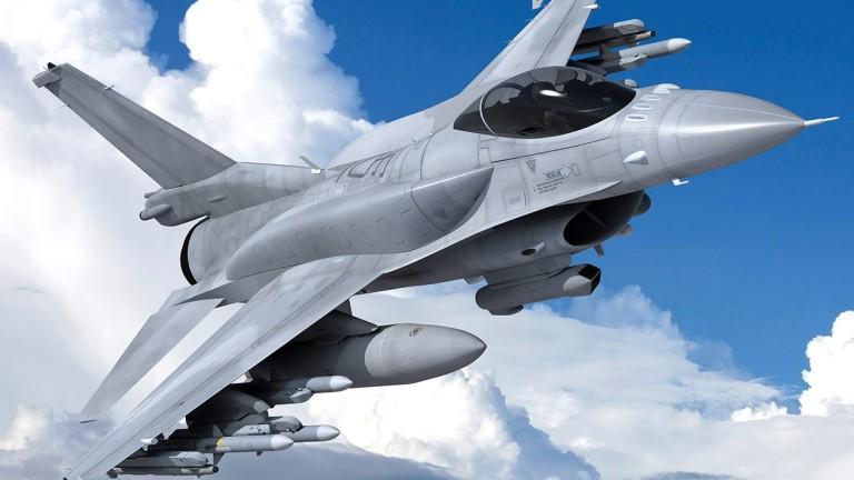 Конгресът на САЩ одобри финансовата рамка за придобиване на 8 изтребителя Ф-16 от България