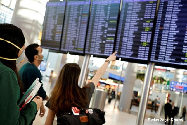 Турция иска да възстанови туристическите полети от средата на юни