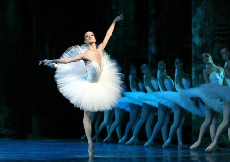 Примабалерината на Софийската опера и балет гостува в Бургас