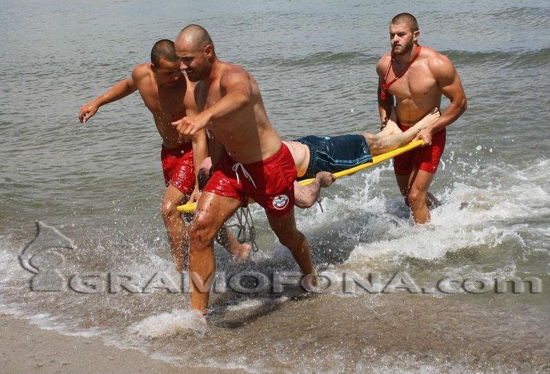 Младежи от София се удавиха в Слънчев бряг