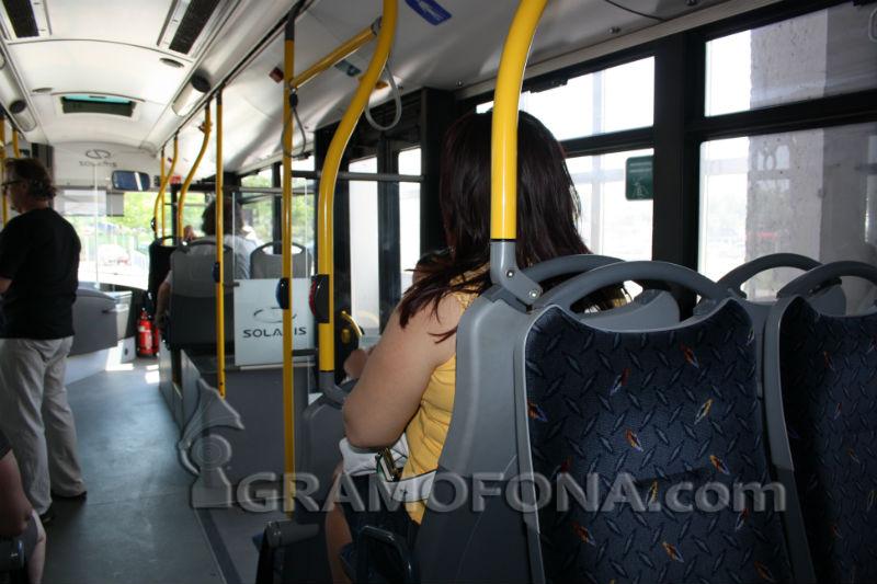 Камери в автобусите още тази седмица