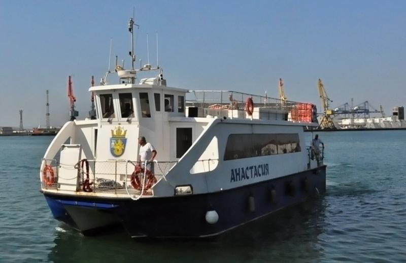 """Корабът """"Анастасия"""" е дезинфекциран и чака своите първи пасажери"""