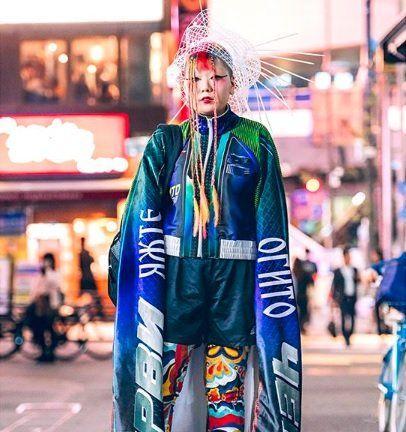 """""""К**ви, яжте, пийте, Огито черпи"""" влезе в Седмицата на модата в Токио"""