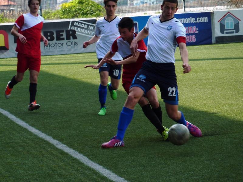 6:2 за юношите на Поморие срещу ОФК Карнобат