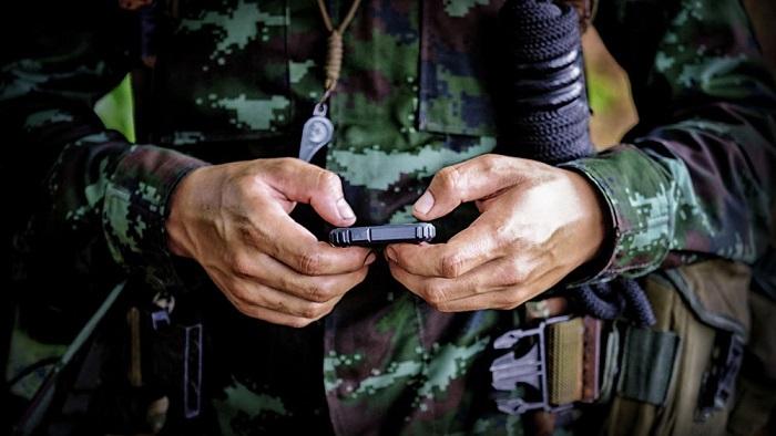 Забраниха смартфоните в руската армия