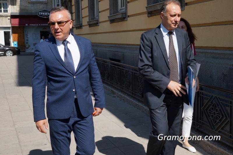 ГЕРБ се регистрира за изборите в Бургас с желание за позитивна кампания