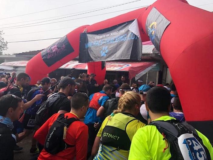 Международният ултрамаратон Коджа Кая събра над 400 състезатели в руенското село Билка
