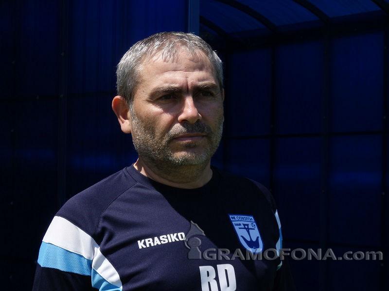 Румен Димов иска спортна паралелка в Созопол
