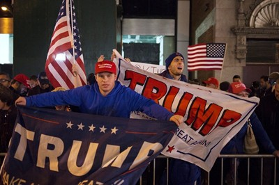 Доналд Тръмп с победа в Аризона, Мичиган и Уисконсин