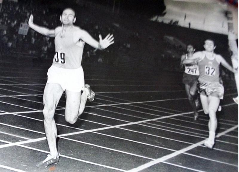Почина айтозлията Злати Вълчев – един от най-добрите български спринтьори