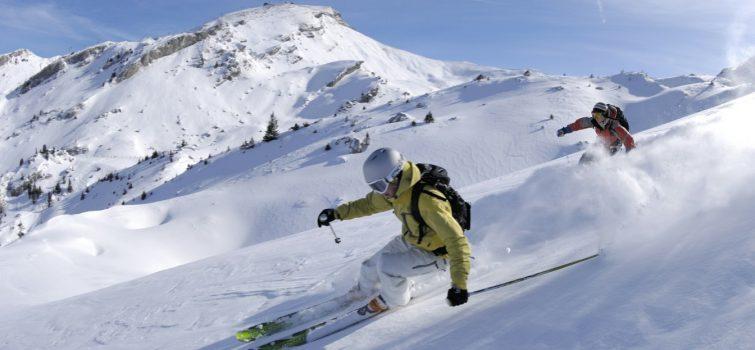 Франция спира скиори да пътуват в чужбина