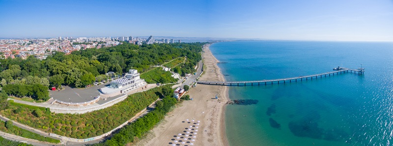 Община Бургас иска да разшири плажовете в града