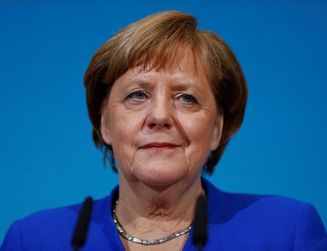 Германците казват auf wiedersehen на Ангела Меркел